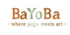 Bali Yoga Batik, Yoga Blocks / Logo Design