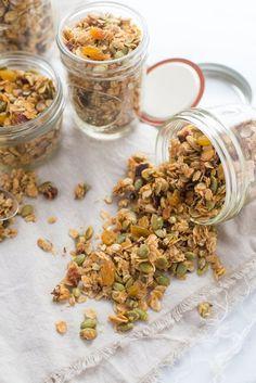 Recipe: Savory Bacon-Rosemary Granola — Snack Recipes from The Kitchn | The Kitchn