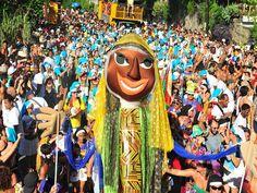 A Associação Independente de Blocos de Carnaval de Rua da Zona Sul, Santa Teresa e Centro da Cidade do Rio de Janeiro, Sebastiana, leva para Copacabana neste domingo, 16, o Bloco das Carmelitas, que se apresenta das 18h às 21h, no Quiosque da Globo Rio - Avenida Atlântica em frente a Rua Miguel Lemos.