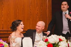 Fall Wedding Reception at Maggiano's Little Italy Oak Brook, IL | Ashley Hamm Photography