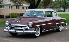 1954 Chrysler New Yorker 2-Door Sedan