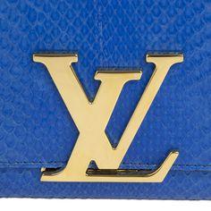Louis Vuitton Blue Python Louise GM - modaselle Python, Louis Vuitton, Handbags, Luxury, Blue, Totes, Louis Vuitton Wallet, Purse, Hand Bags