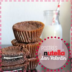 EASY Nutella Brownies https://www.youtube.com/watch?v=S1Z0zz-r7xg