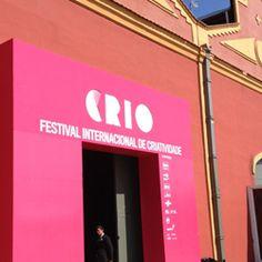 Artistas e arquitetos discutem o espaço urbano durante Festival Internacional de Criatividade, no Rio de Janeiro.