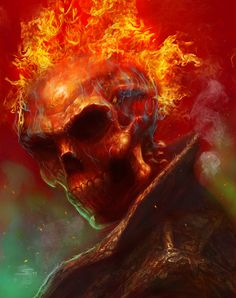 ghost rider by suley-man on deviantART