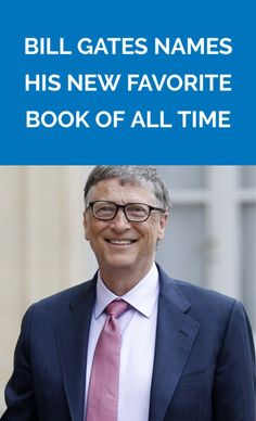Bill Gates Names His New Favorite Book Of All Time | The Microsoft co-founder announced on his blog that Enlightenment Now, by Steven Pinker, is his new favorite read.