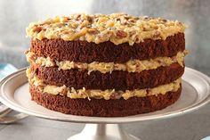 Original BAKERS GERMANS Sweet Chocolate Cake
