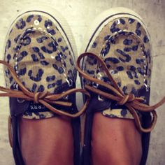 Sequence cheetah sperrys