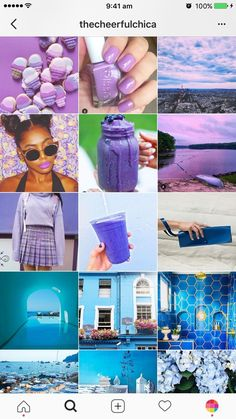 Tutorial: how to make the perfect rainbow feed? Instagram Feed Tips, Instagram Feed Layout, Cool Instagram, Instagram Grid, Instagram Marketing Tips, Instagram Design, Insta Layout, Organizar Instagram, Feed Insta