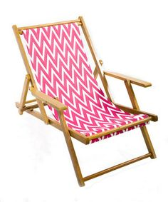 Casual and bright, this beach chair boasts a durable, easy-to-clean construction and comfortable, reversible design to provide a playful addition to the porch or patio. Wood Panel Walls, Wood Paneling, Beach Pool, Beach Day, Outdoor Chairs, Outdoor Furniture, Outdoor Decor, Beach Bungalows, Florida Vacation