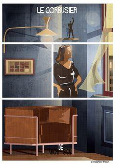 ARCHIDESIGN: Historias de diseño por Federico Babina