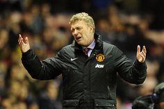 Moyes looks dejected vs Sunderland