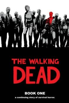 started on the walking dead comics, it has become an obsession!