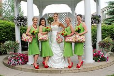 Vera Bradley Wedding inspiration in Make Me Blush   (photo courtesy of Sebastian Photography of Middletown, CT)