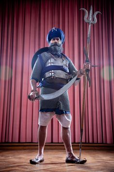 The Last of the Sikh Warriors