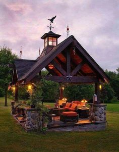 Outdoor idead