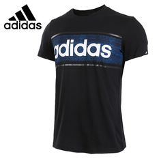 38.70$  Watch now - http://ali6hk.shopchina.info/go.php?t=32804982889 - Original New Arrival 2017 Adidas GFX TEE LNR Men's T-shirts short sleeve Sportswear  #buyonline