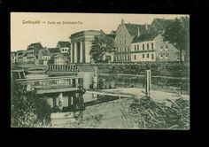 AK Greifswald Partie am Steinbecker Tor 1910 | eBay