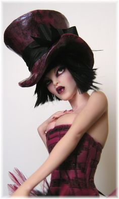 Black Cherry Pop Diva - Nicole West