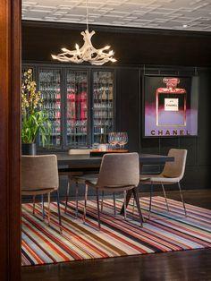 Chanel Decor | Fashion Design | Interior Design