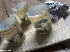 Himmlisches - ENGEL Teelichter - Gläser - Set für nur 7,77 € auf www.angel-bazar.de