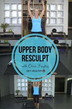 This 30-minute workout is all about sculpting a stronger, more defined upper body. This upper body weight workout will strengthen your biceps, triceps, chest, shoulders and back while pushing you to your limits. The effectiveness of this workout comes from performing supersets–two exercises in a row for the same muscle group with little rest in-between. | Posted By: AdvancedWeightLossTips.com