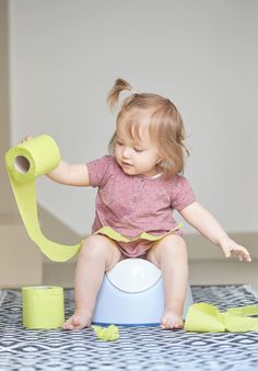 While the idea of toilet training your toddler is one of the more stressful stages of your child's development, it is also a big and exciting time for your both. While most parents can't wait to ditch the nappies and have their child independently toileting, it's the in-between time that creates anxiety! The trick to ensuring you are successful the first time, is to wait for signs that your child is ready to be potty trained and then don't give up! Toilet Training, Potty Training, Pots, Hygiene, Don't Give Up, Child Development, Your Child, Best Friends, Parenting