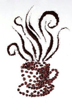 Genial taza d café!! :D