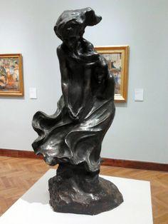 A Premonition by Bolesław Biegas, 1903 (own work), Muzeum Narodowe w Warszawie (MNW)