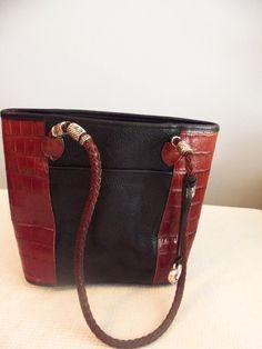 Brighton Designer Leather Shoulder Purse, starting at $60.