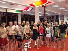 #bytom #poland #fighters #muaythai