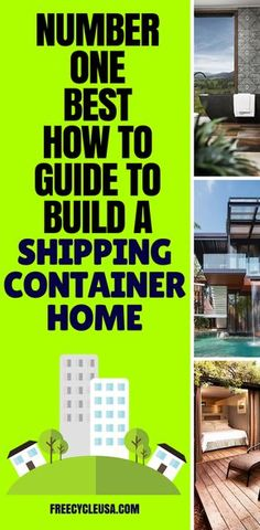 GET THE BEST SHIPPING CONTAINER HOME BUILDING GUIDE HERE! #containerhome#containerhouse#shippingcontainer#containerhome#containerhouse#shippingcontainer
