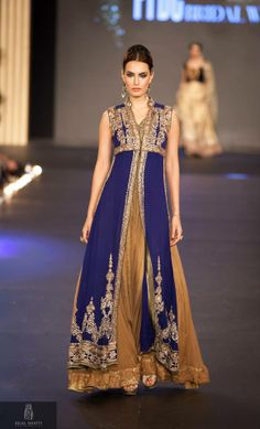 Asifa&Nabeel PFDC L'Oreal Paris Bridal Week