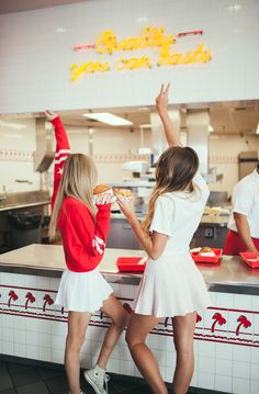 In N Out Photoshoot!