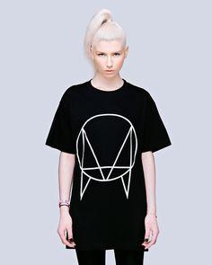 OWSLA X LONG 'OWSLA' T-Shirt - Black // Unisex | OWSLA official storefront powered by Merchline