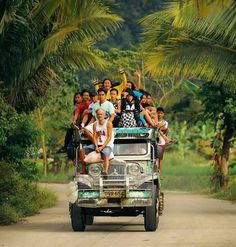 Jeepney, Cebu City, Colorful Decor, Wwii, Places To Travel, Philippines, Monster Trucks, American, Festivals