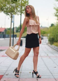 Summer nights | Looks and shoes