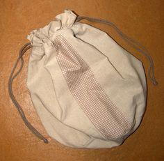 LNIANY WOREK do przechowywania - NATURAL BAGS w HANAKO na DaWanda.com