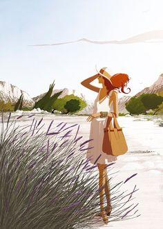 The Art Of Animation, Matthieu Forichon
