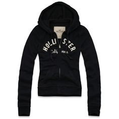 Hollister Co Woods Cove Hoodie ($25) ❤ liked on Polyvore