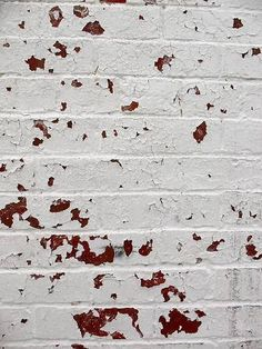 How to Remove Paint Off Bricks