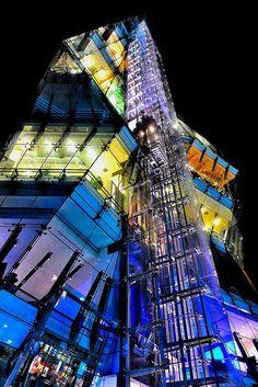 Audi Forum Tokyo,  #architecture -☮k☮