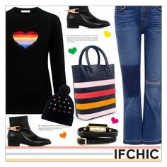 """""""Ifchic style!"""" by meyli-meyli ❤ liked on Polyvore featuring Bella Freud, 10 Crosby Derek Lam, Eugenia Kim, Mother of Pearl, Whiteley, McQ by Alexander McQueen, ifchic and worldwideshipping"""