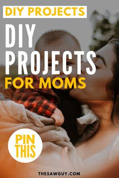 Quarantine getting you down? Check out our list of some of the best DIY projects that are perfect for keeping both moms and kids happy. Click on!  #thesawguy #diyprojects #diyfor moms #diyforkids #quarantineideas #indooractivities Cable Management, Indoor Activities, Cool Diy Projects, Diy Organization, Diy For Kids, Easy Diy, Guys, Happy, Check