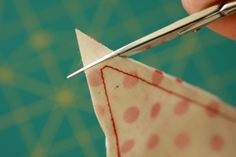 bunting tutorial by Make it Do