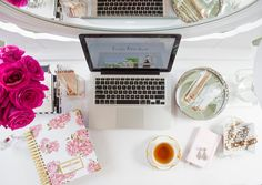 Lovely Little Style: What's On My Desk