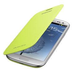 Samsung® Flip Cover for Samsung Galaxy S3, Mint