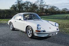1972 Porsche 911 2.4S Coupe - Silverstone Auctions