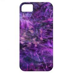 Purple Craziness iPhone 5 Covers