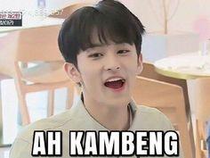 Memes Funny Faces, Funny Kpop Memes, Exo Memes, Reading Meme, K Meme, Text Jokes, Drama Memes, Nct Life, Cartoon Jokes